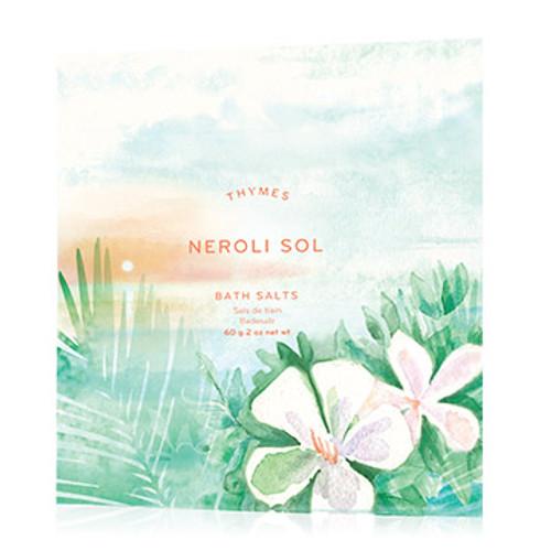 Neroli Sol Bath Salts