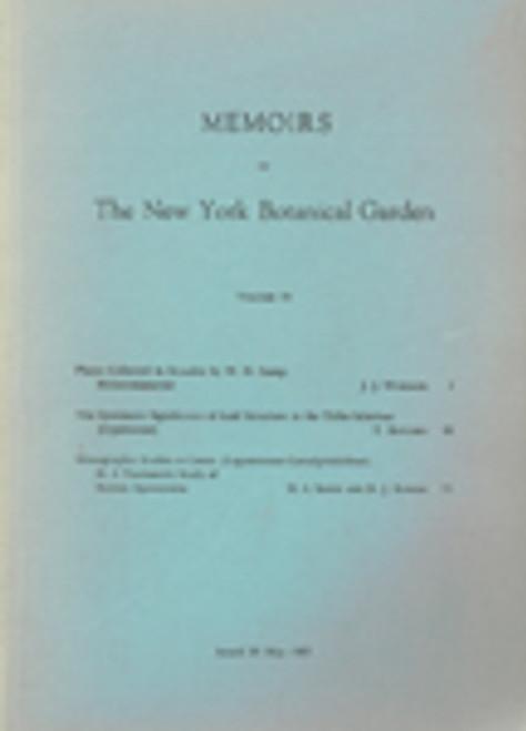 Plants Collected in Ecuador by W. H. Camp. Melastomataceae. Mem (16)