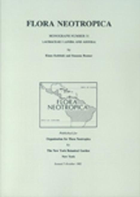 Lauraceae I (Aniba and Aiouea). Flora Neotropica (31)