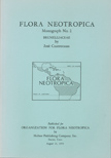 Brunelliaceae. Flora Neotropica (2)