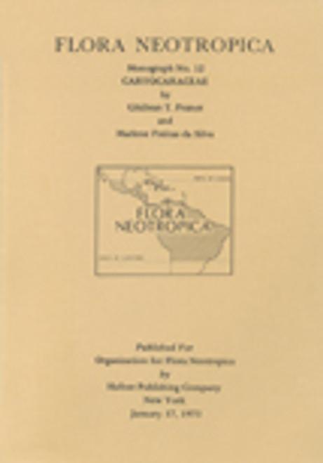 Caryocaraceae. Flora Neotropica (12)