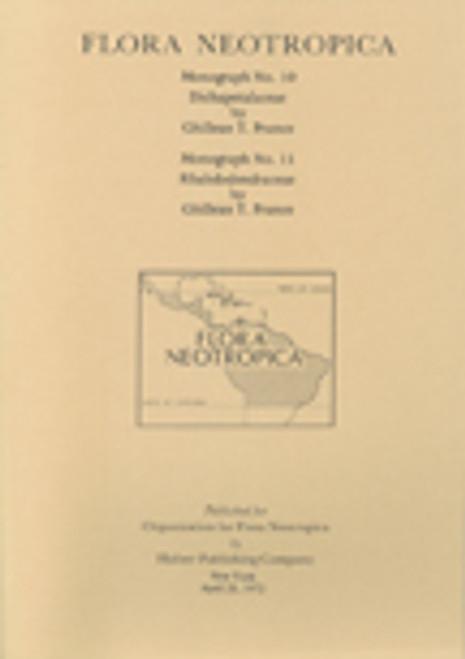 Dichapetalaceae & Rhabdodendraceae. Flora Neotropica (10 & 11)