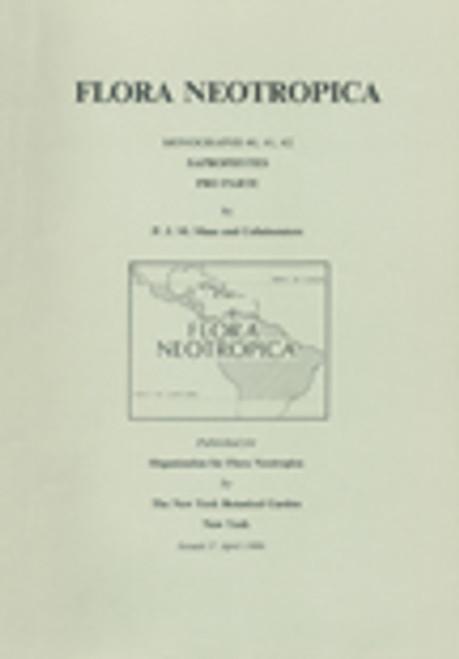 Saprophytes Pro Parte. Flora Neotropica (40-42)