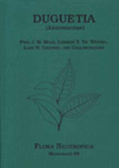 Duguetia (Annonaceae). Flora Neotropica (88)