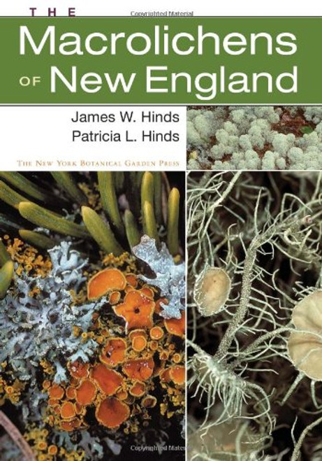 The Macrolichens of New England. Mem (96)