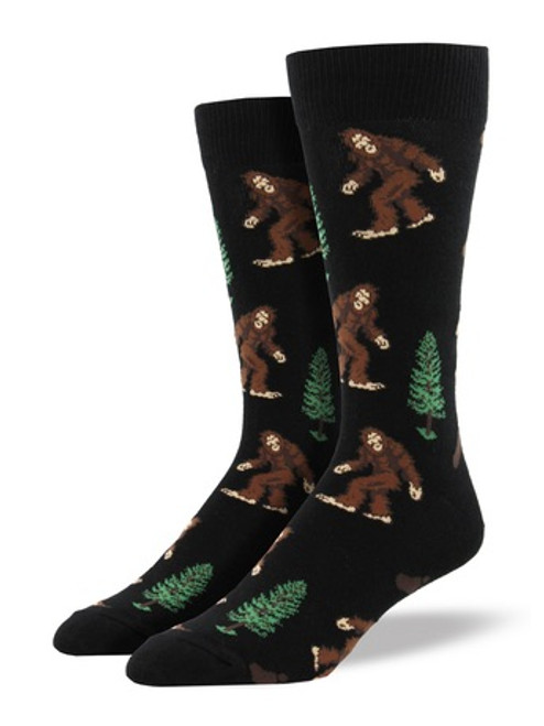 Big Foot Socks - Black