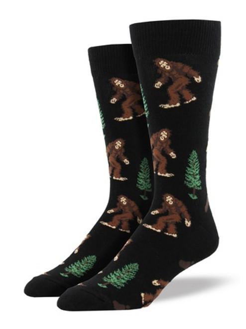 Big Foot Socks - Black