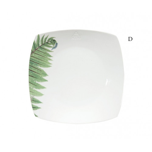Filix Botanica Dinner Plate