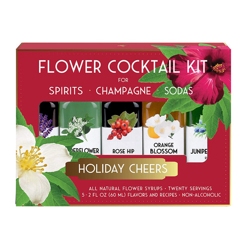Holiday Cheer Floral Elixirs