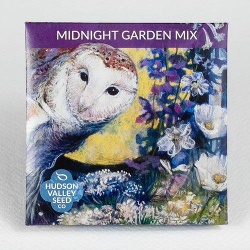 Midnight Garden Mix Seed Packet