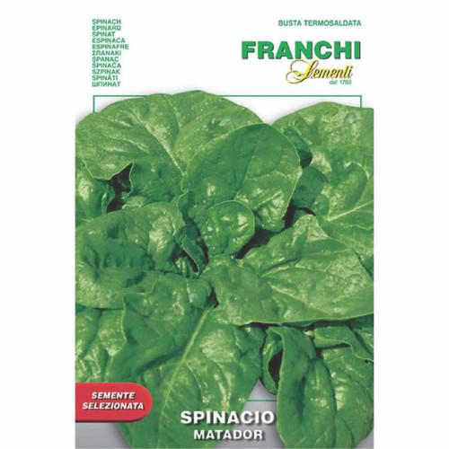 Franchi Seeds - Spinacio Matador