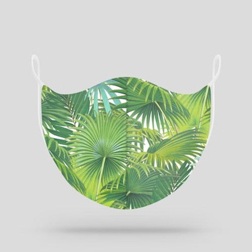 Tropical Cloth Mask