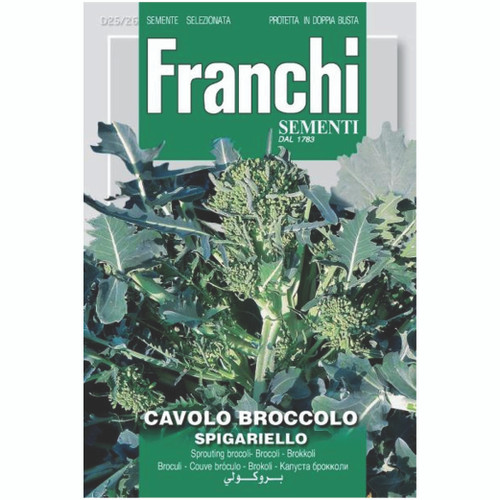Franchi Seeds - Carolo Broccolo