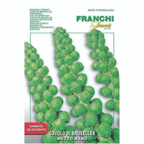 Franchi Seeds - Cavolo Bruxelles