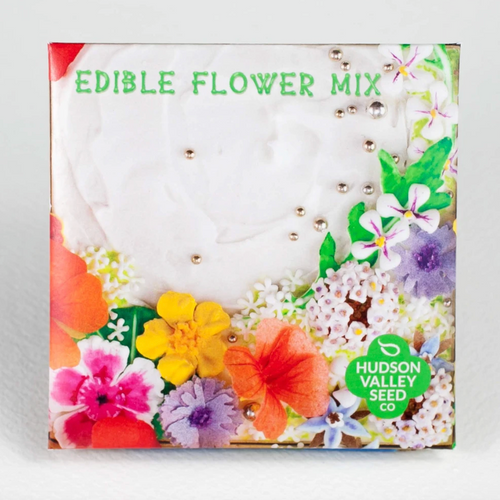 Hudson Valley Seed Library - Edible Flower Mix