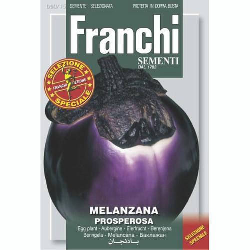 Franchi Seeds - Eggplant Prosperosa