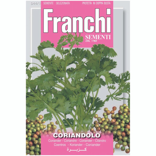 Franchi Seeds - Coriandolo