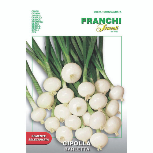 Franchi Seeds - Cipolla Barletta