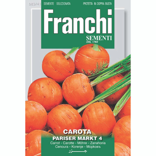 Franchi Seeds - Zucchini Striato