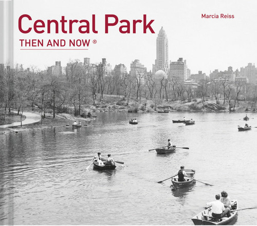 Central Park: Then and Now