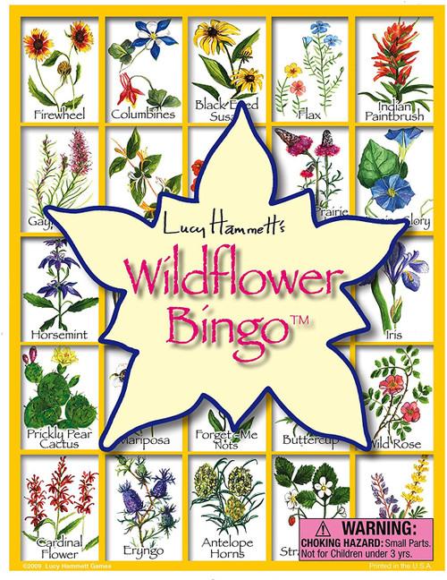 Wildflower Bingo