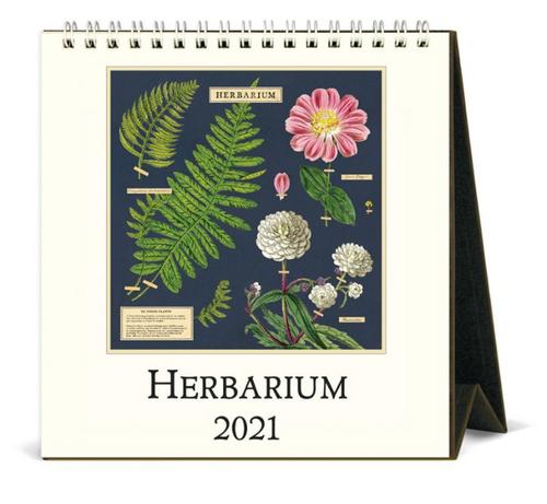 Herbarium Mini Easel 021 Calendar