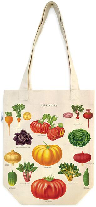 Vegetable Garden Tote Bag