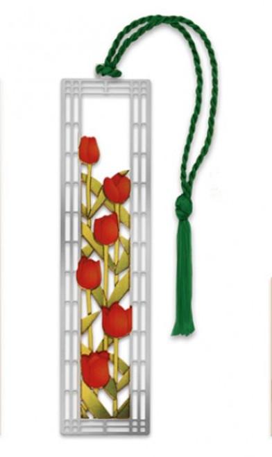 Tulip Bookmark