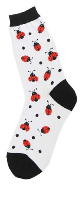 Ladybug Women's Socks