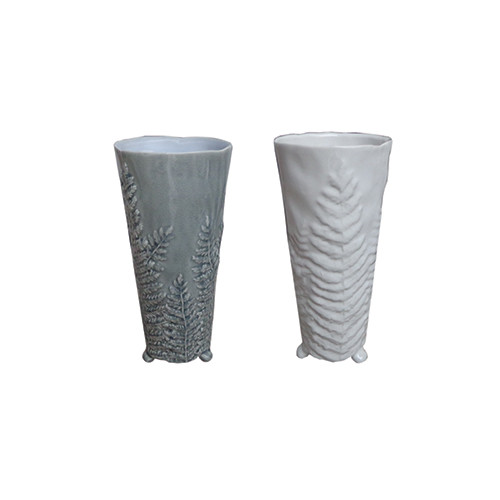 Tall Fern Vase - Assorted