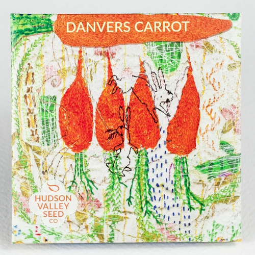 Hudson Valley Seed Library - Danvers Carrot