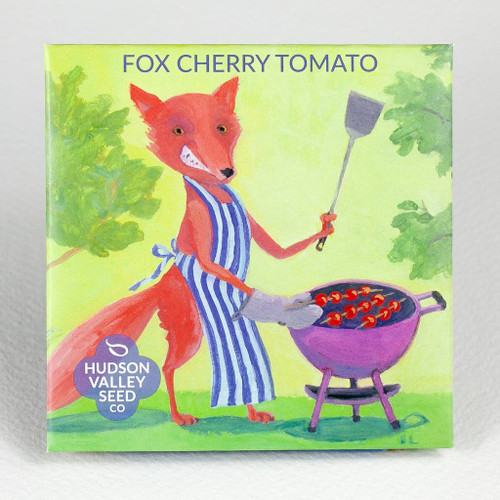 Hudson Valley Seed Library - Fox Cherry Tomato