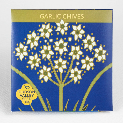 Hudson Valley Seed Library - Garlic Chives