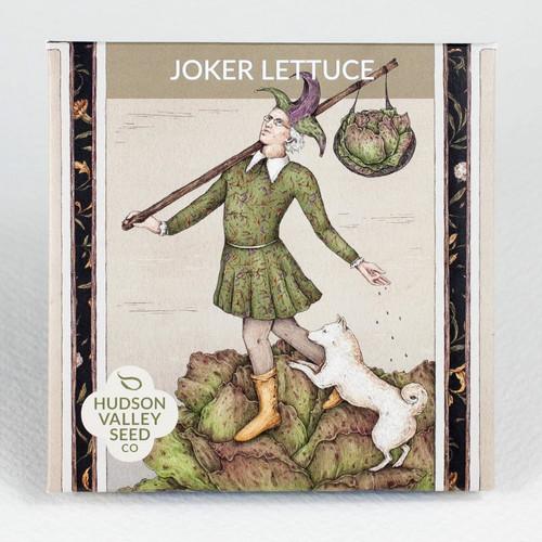 Hudson Valley Seed Library - Joker Lettuce