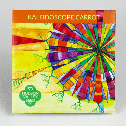 Hudson Valley Seed Library - Kaleidoscope Carrot