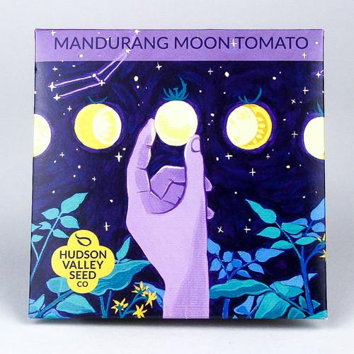 Hudson Valley Seed Library - Mandurang Moon Tomato