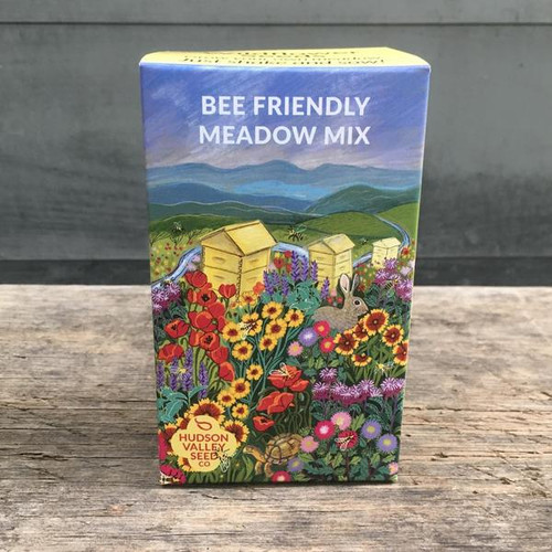 Hudson Valley Seed Library - Bee Friendly Meadow Mix Seed Shaker