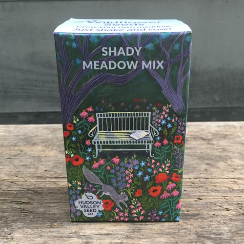 Hudson Valley Seed Library - Shady Meadow Seed Shaker