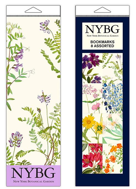 NYBG Bookmark Set