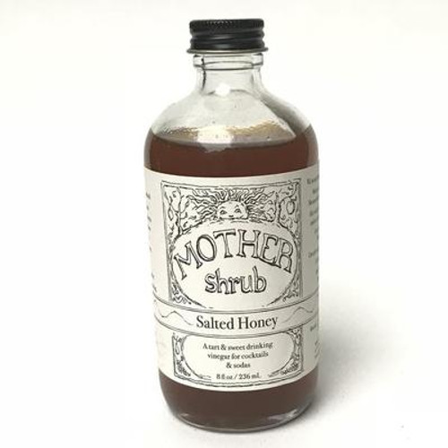 Salted Honey Shrub - 4oz
