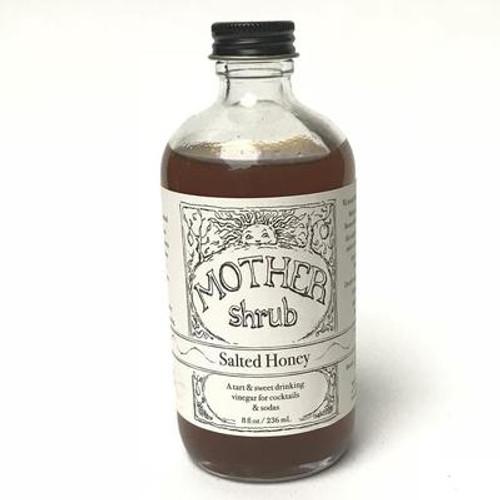 Salted Honey Shrub - 4oz