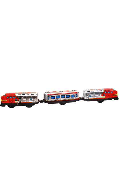 Wind-Up Flying Yankee Streamline Train