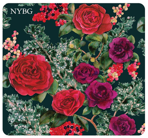 NYBG Rose Mouse Pad