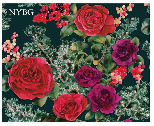 NYBG Rose Lens Cloth