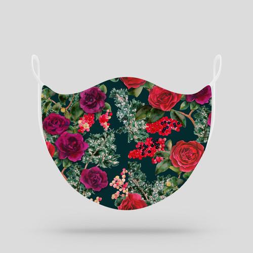 NYBG Rose Mask