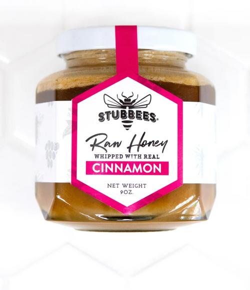 Stubbees Cinnamon Whipped Honey - 9oz