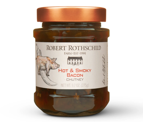 Hot & Smoky Bacon Chutney