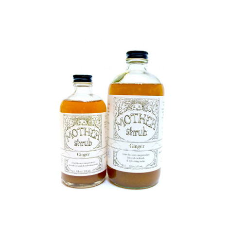 Ginger Shrub - 4oz