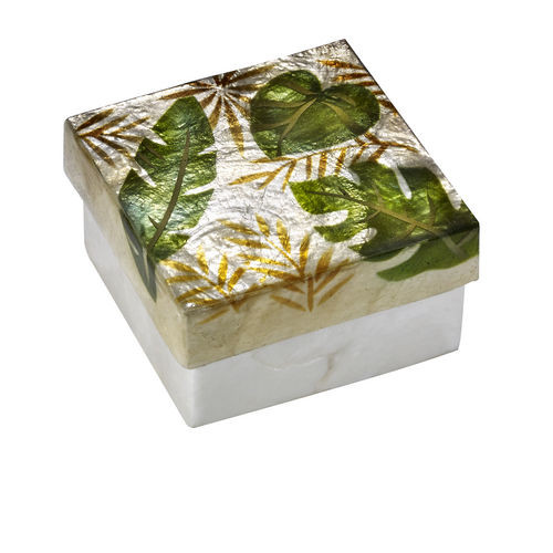 Tropical Capiz Box