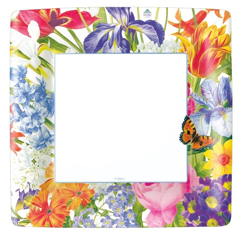 Redoute Floral Side Plate